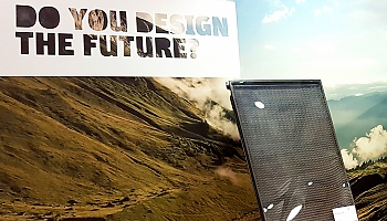 One World Solar Collector to be presented at Stockholm Design Week