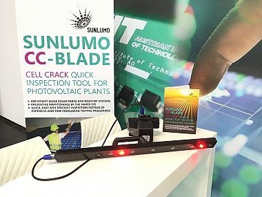 CC-BLADE: Sunlumo and AIT successful at Intersolar