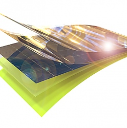 Sunlumo works on plastic PV modules